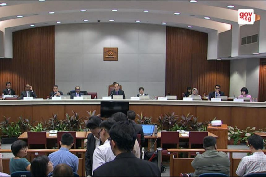 """The Select Committee had given Human Rights Watch till noon on March 29, 2018, to respond to its latest invitation to give evidence on its report, """"Kill the Chicken to Scare the Monkeys"""" - Suppression of Free Expression and Assembly in Singapore""""."""
