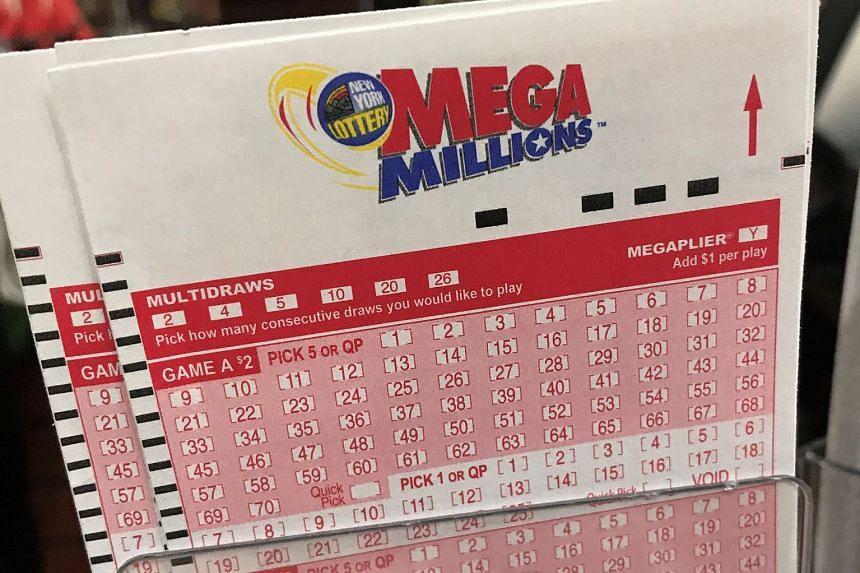 It is only the fourth time the Mega Millions jackpot has surpassed the half-billion-dollar mark.