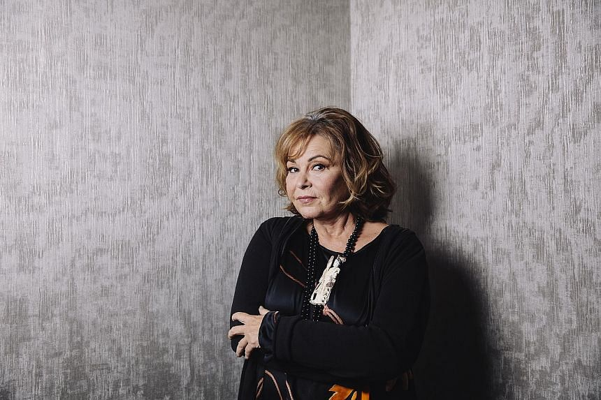 The reboot of the 1990s comedy series starring Roseanne Barr drew more than 18 million viewers on its debut night.