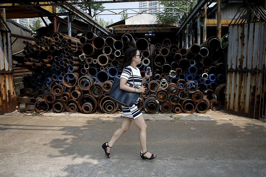 The revised pact lifts the threat of a 25 per cent US tariff on South Korean steel in exchange for quotas that will cut imports.