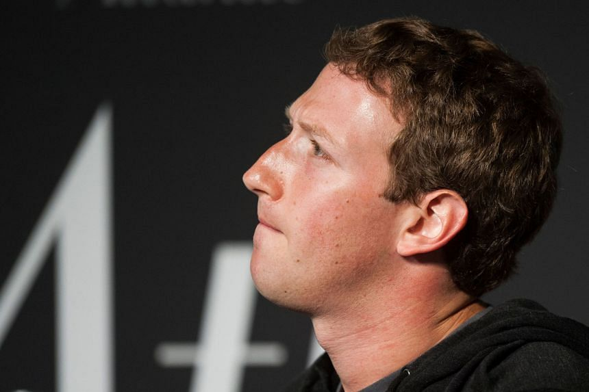 Facebook founder and chief executive Mark Zuckerberg during an interview in Washington in 2013.