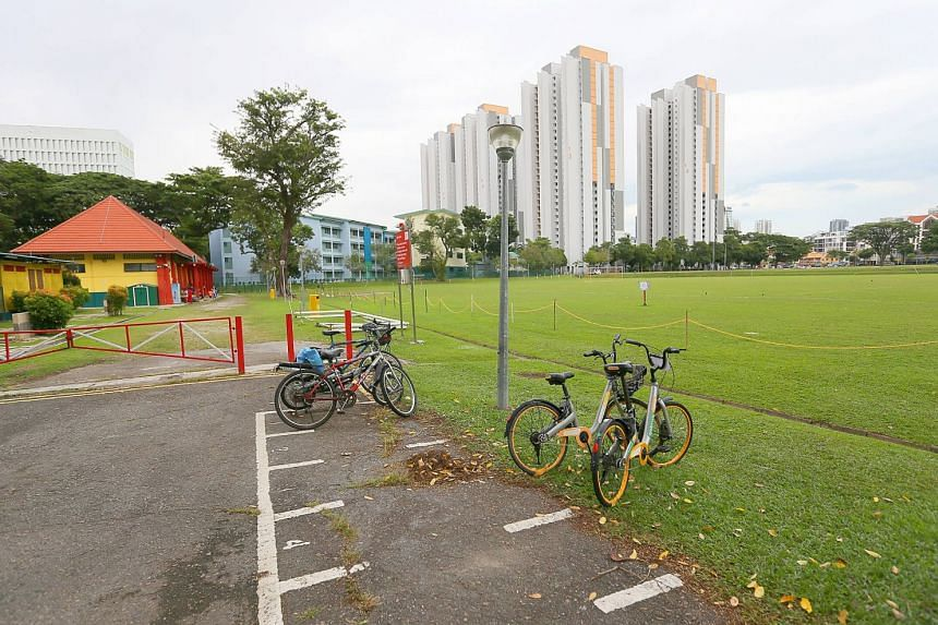 The Farrer Park Fields area, known for sports since the 1930s, will soon make way for residential development. Many former sportsmen want parts of it preserved.