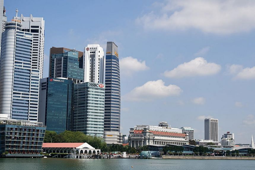 Rent growth was broad-based across all sectors, with the Marina Bay sub-market continuing to enjoy a competitive edge.