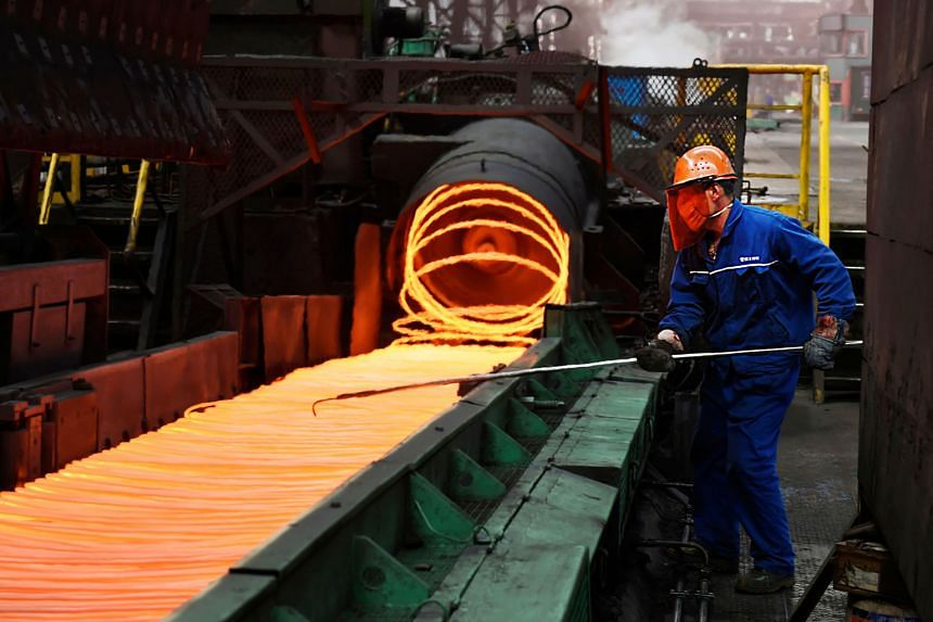 A steel plant in China's eastern Shandong province. Before resorting to punitive tariffs on Chinese steel and aluminium, the Trump administration should have first taken its case to the World Trade Organisation, which is tasked with policing the over
