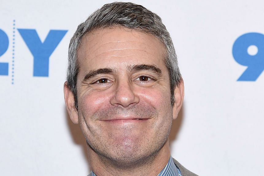 REAL HOUSEWIVES CREATOR ANDY COHEN