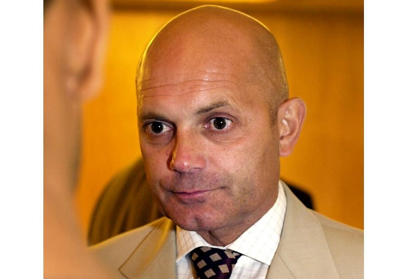 Ray Wilkins, 61, has been placed in an induced coma at a London hospital.