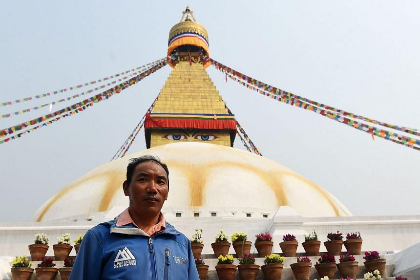 To Nepali mountaineer Kami Rita Sherpa, who has worked as a guide on Mount Everest for over two decades, climbing to 8,848 metres is a job, not a record-shattering feat.