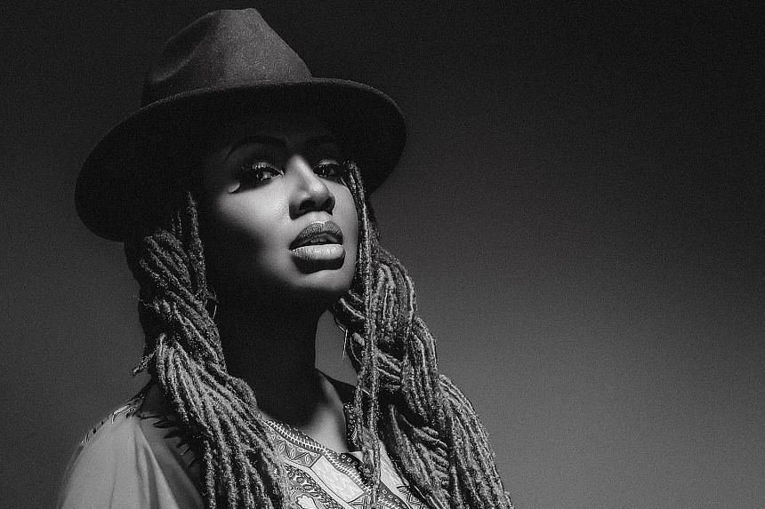 Singer Lalah Hathaway has won at least one Grammy Award every year from 2014 to last year.