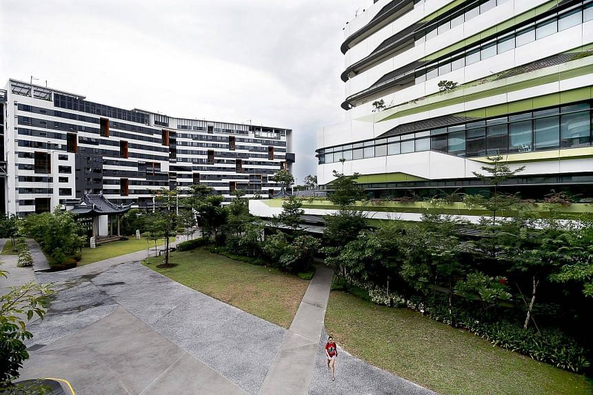 In Singapore University of Technology and Design, there were six times as many applicants as vacancies for the course, Singapore: Imagining the next 50 years.