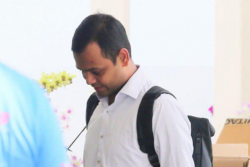 Rakesh Kumar Prasad committed the offences on the then 25-year-old woman at a studio at Real Yoga in Tampines on April 26, 2015.