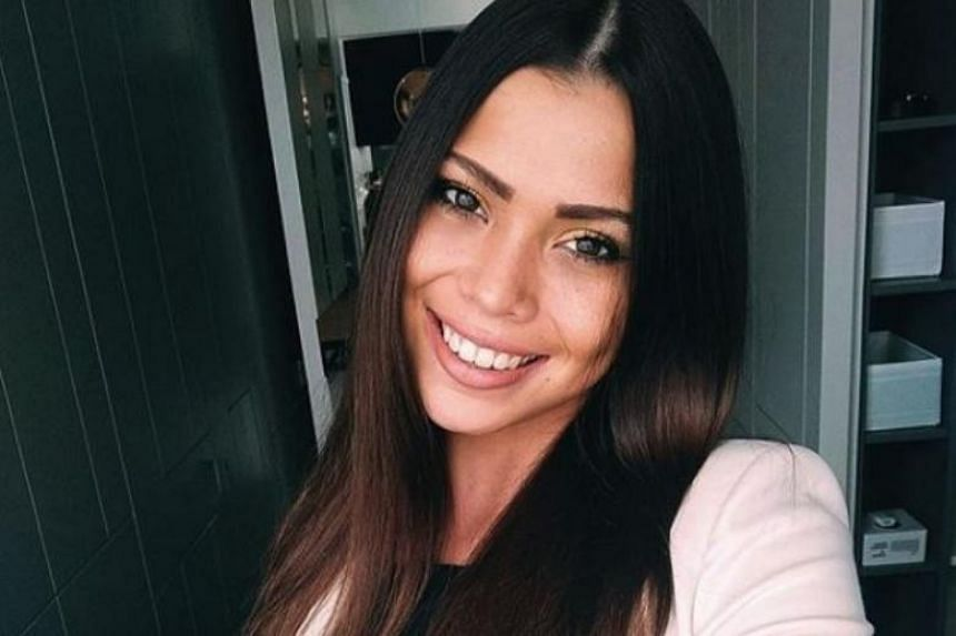 Dutch model Ivana Esther Robert Smit had fallen to her death from the balcony of an apartment in Jalan Dang Wangi.