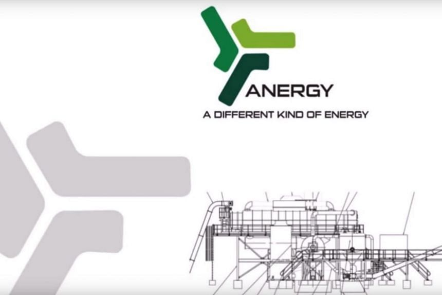 Anergy, established in Bunbury in Western Australia in 2016, has a technology which turns waste into fuel or fertiliser through a process called high temperature pyrolysis.