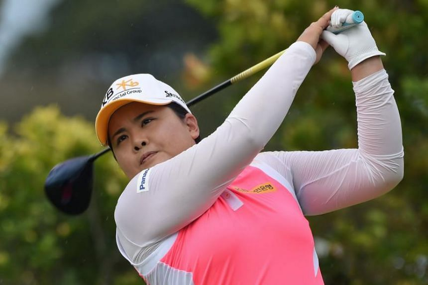 South Korean Park In Bee is looking to win an eighth Major of her illustrious career.