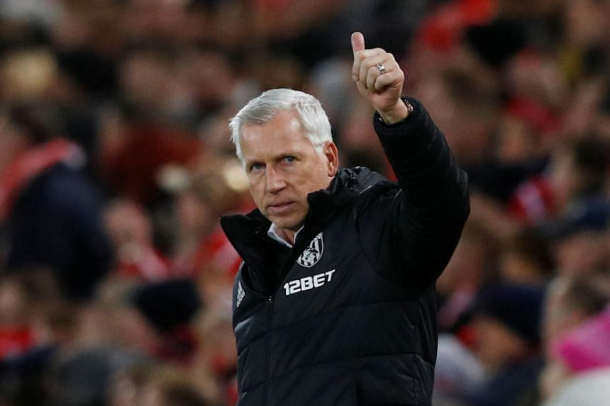 Alan Pardew had only been at West Bromwich Albion for four months but failed to revive their fortunes.