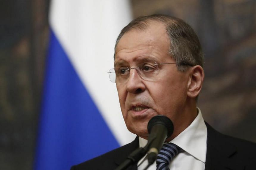 """Russian Foreign Minister Sergei Lavrov suggested that the poisoning of Sergei Skripal and his daughter """"could also be in the interests of the British special forces who are known for their abilities to act with a licence to kill""""."""