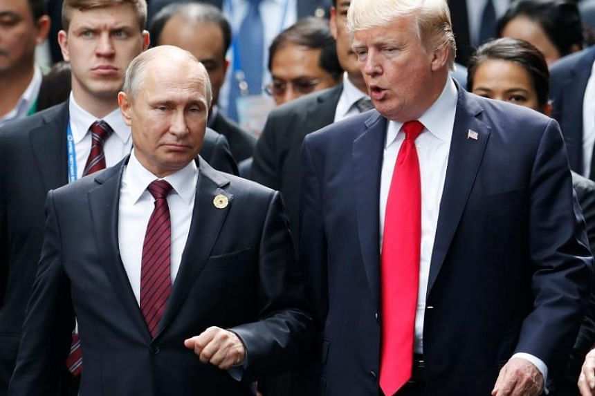 A foreign policy aide for Russian President Vladimir Putin said United States President Donald Trump proposed a White House summit last month.