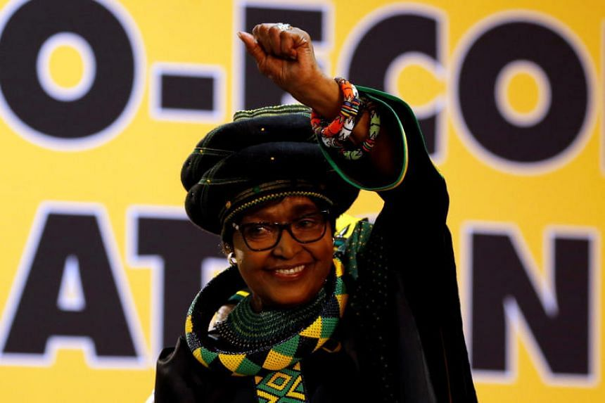Winnie Madikizela-Mandela died on April 2, 2018, at the age of 81.