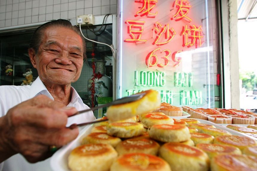 Loong Fatt still makes its pastries by hand.