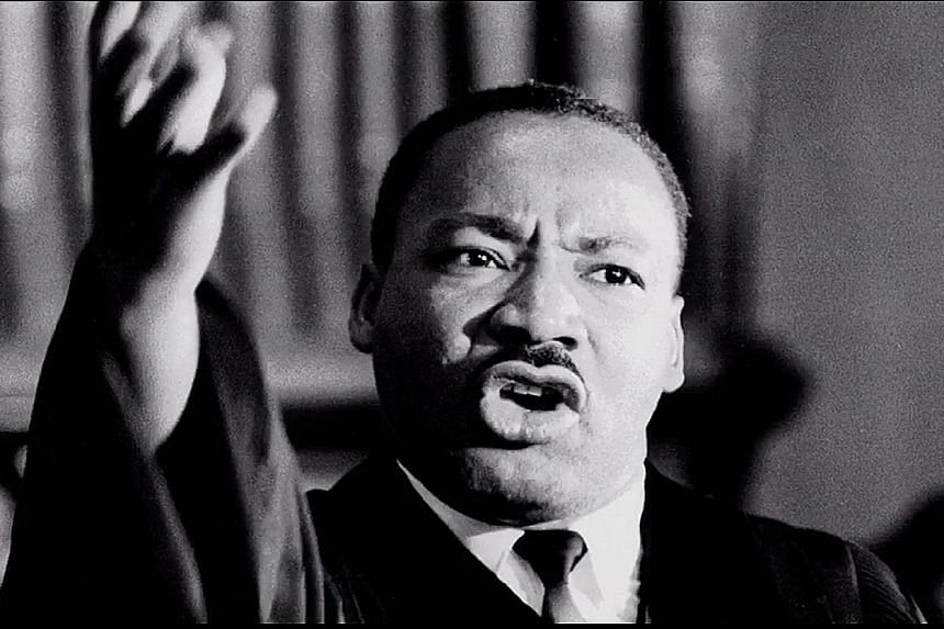 American civil rights leader Martin Luther King Jr was assassinated in Memphis this week in 1968.