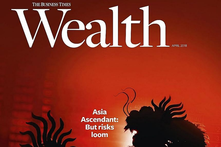 The April edition of Wealth magazine, which comes with The Business Times today, includes features on Hotel 81 founder Choo Chong Ngen, Asian markets and more.