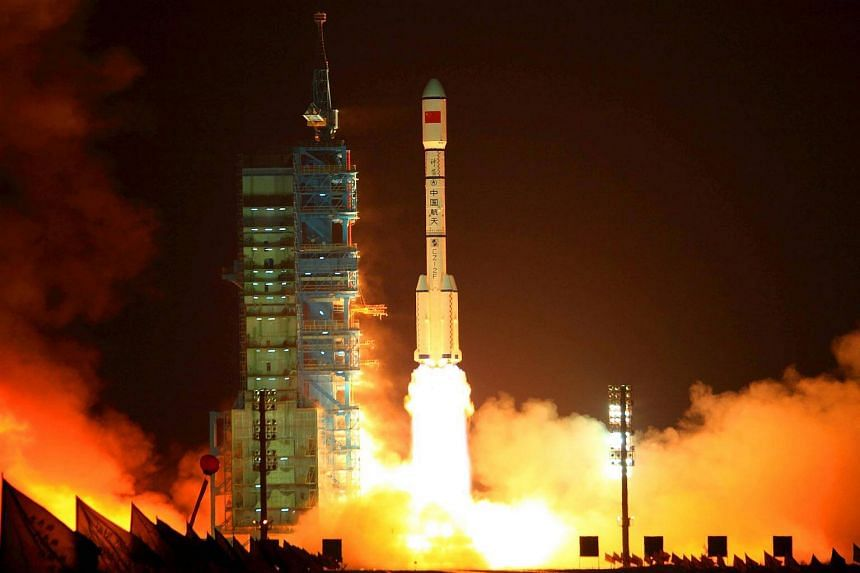 "Tiangong-1, or ""Heavenly Palace"", was placed into orbit in September 2011, acting as a testing ground for China's efforts to put a permanent space station into orbit around 2022."