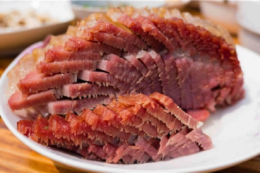 Xuanwei ham is often added to soups and stews to give them richer flavours.