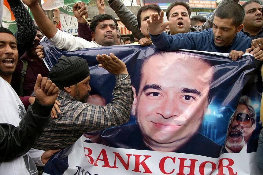 A jeweller to the stars, Nirav Modi attained wealth and fame in India in a few short years. Now, however, he is on the run.