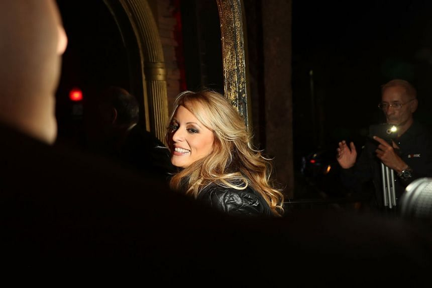 Stephanie Clifford, also known by her stage name Stormy Daniels, sued last month to get out of the non-disclosure agreement she signed in October 2016.