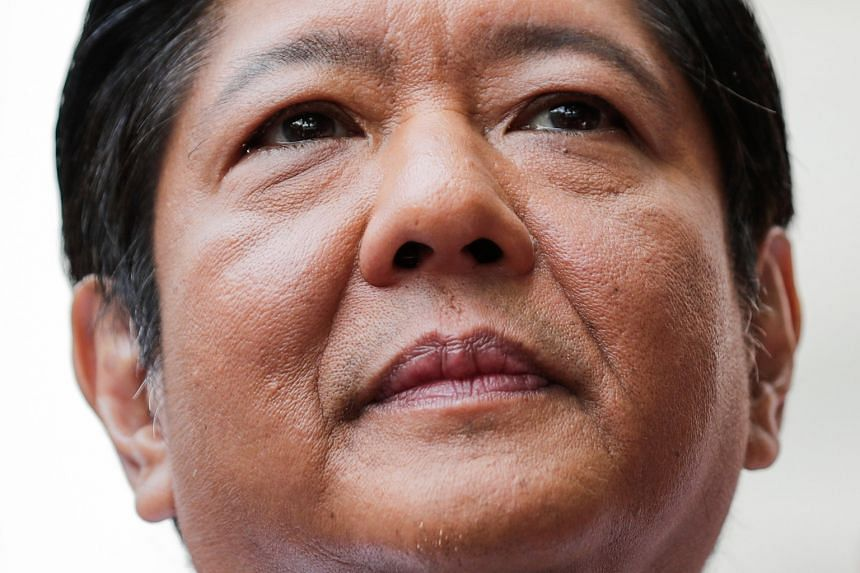 Mr Ferdinand Marcos Jr is contesting the outcome of the 2016 election for vice-president.