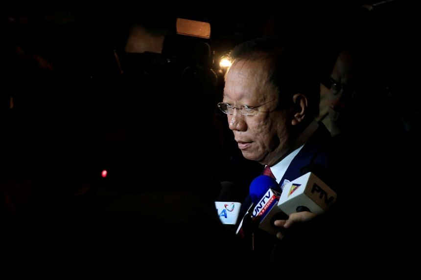 Solicitor General Jose Calida was given 15 days to comply with a December order that he had challenged on the grounds of national security.
