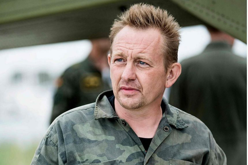 Danish inventor Peter Madsen is charged with the murder of Swedish journalist Kim Wall.