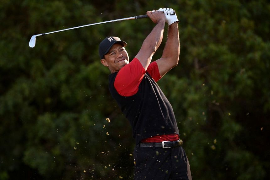 It has been 13 years since Tiger Woods last won the Augusta National.