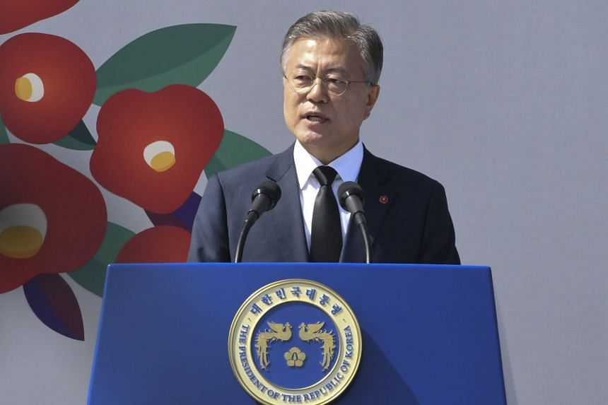 South Korean President Moon Jae In is looking to expand trade with South-east Asia as a way for corporate giants to diversify production bases and export markets.