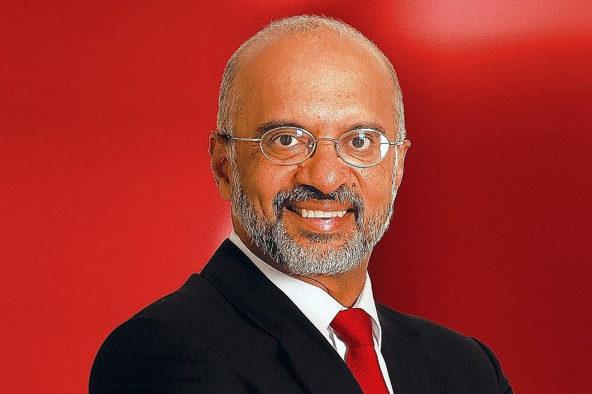 DBS Group CEO Piyush Gupta got a 23 per cent pay rise to $10.3 million last year, in cash and shares combined. Venture Corp chairman and CEO Wong Ngit Liong's pay last year was more than double what he took home in 2016. United Overseas Bank CEO Wee