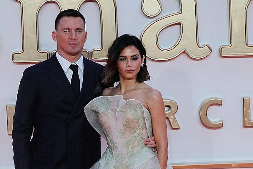 Channing Tatum and Jenna Dewan married in 2009, after meeting on the set of their hit 2006 dance film, Step Up.