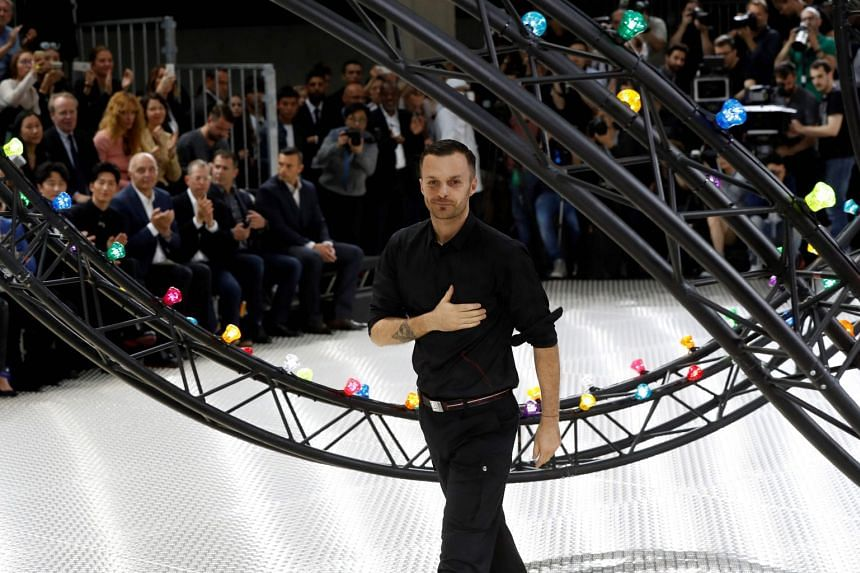 Designer Kris Van Assche will not show his first men's collection in Paris for Berluti until January 2019, reflecting the major rethinking that is likely to go on.