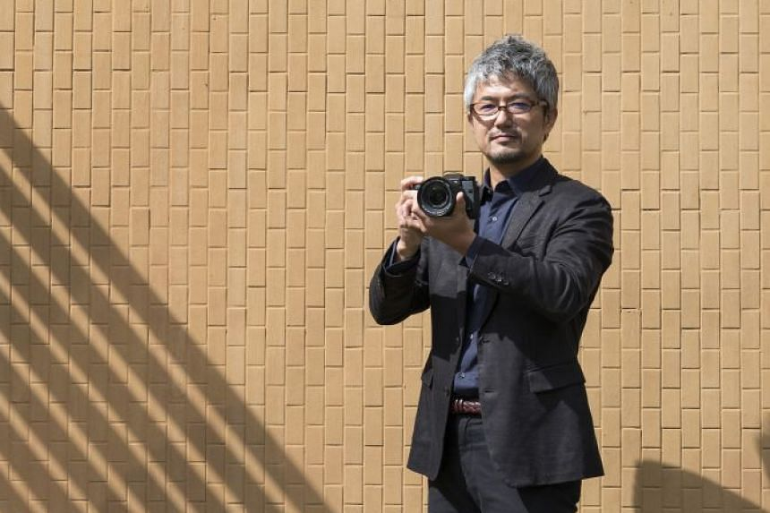 Mr Masazumi Imai (above) designed the X100 compact camera and helped Fujifilm carve out a niche in the competitive camera market with its X-series.