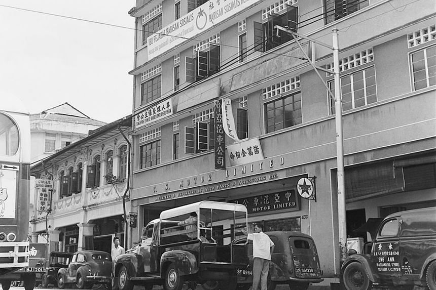 Officers from the Special Branch raiding the headquarters of the Barisan Sosialis in Victoria Street on Feb 2, 1963. Dr Thum Ping Tjin's argument, that Operation Coldstore was mounted for political and not security reasons, is an example of misinform