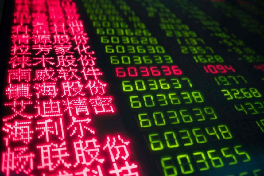 Some Chinese stocks may move after US President Donald Trump's administration cast a wide net with its proposed list of Chinese-made products to be hit with 25 per cent tariffs.