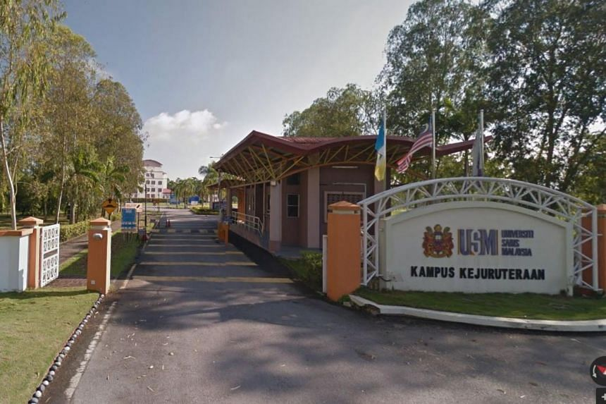 """Universiti Sains Malaysia's Muslim Students Association held a forum last month, saying it wanted to stop the spread of """"LGBT culture"""" in Malaysia, which went against Islamic principles."""