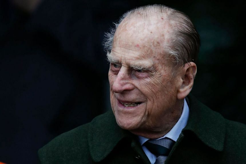 Prince Philip (above) is recovering after hip replacement surgery.