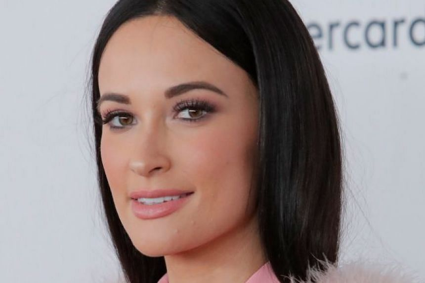 Kacey Musgraves sings about her recent marriage and her mum in her fourth major label album Golden Hour.