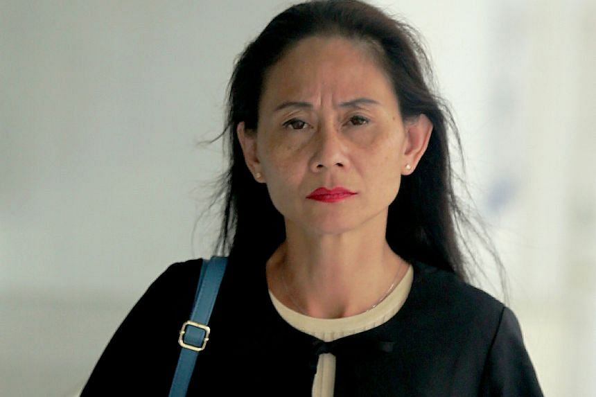 Chng Leng Khim was sentenced yesterday to four weeks' jail and fined $6,000.