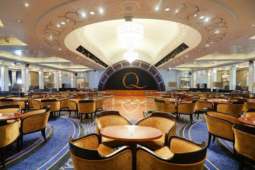 Luxury cruise company Cunard's flagship Queen Mary 2 is one of the longest-cruising ships in the world, with some guests paying up to S$366, 707 for the full 134-day round-the-world voyage.