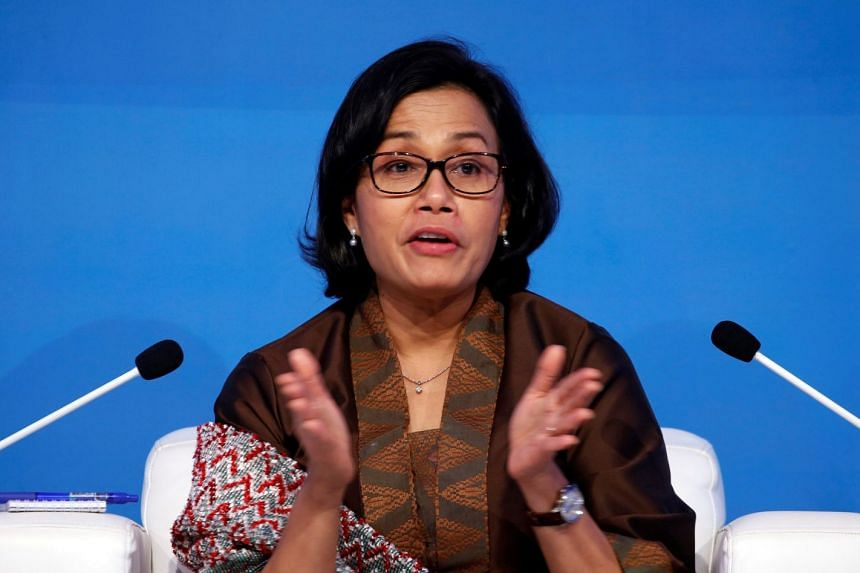 Indonesian Finance Minister Sri Mulyani Indrawati said the country relies less on exports compared with others in the region, with consumption accounting for more than half of gross domestic product.