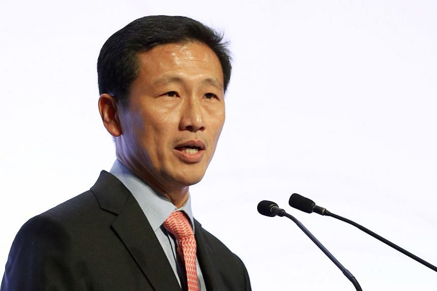 Second Minister for Defence Ong Ye Kung cast the rise of protectionism around the world as a major threat to the peace and prosperity of South-east Asia.