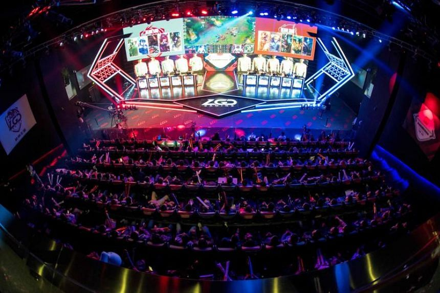 LGD Gaming's multimillion-dollar eSports home venue in the eastern Chinese city of Hangzhou packs in pumped-up fans several times a month for LGD's matches in the League of Legends Pro League.