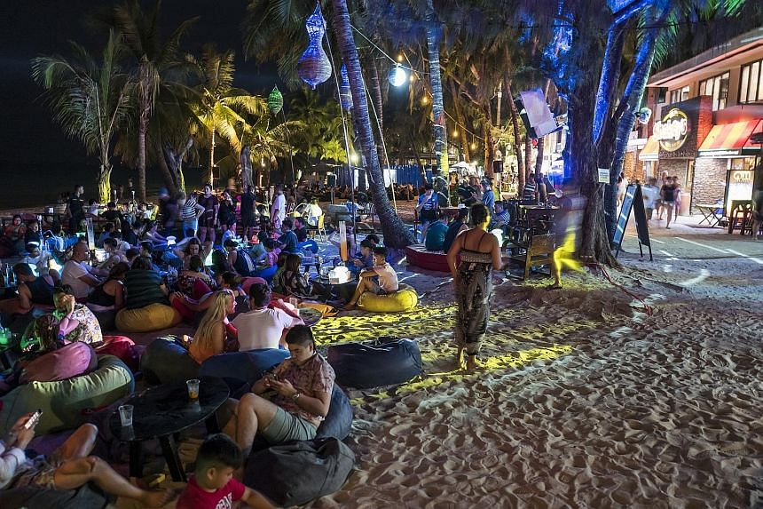 The Philippine island of Boracay has been ordered shut to tourists for six months.