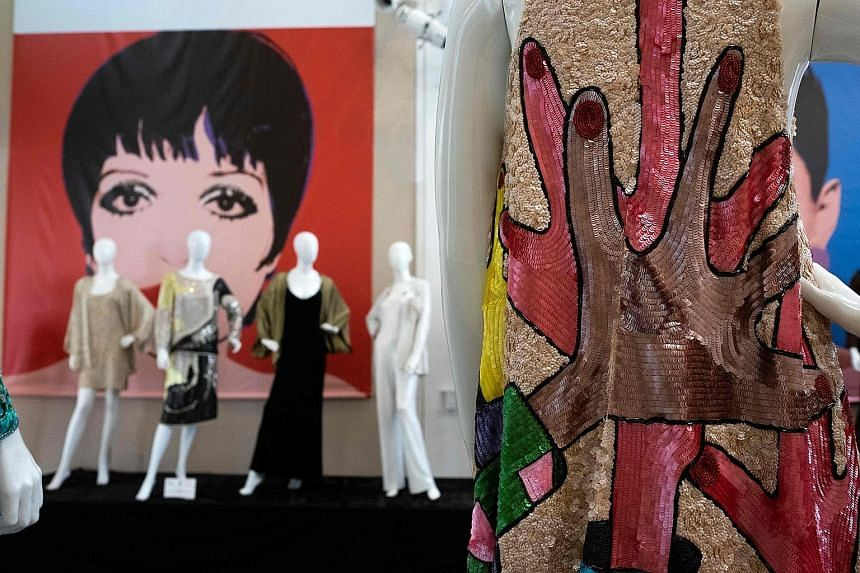 "Actress Liza Minnelli, 72, says her life is ""a gift of flowing friendships and relationships, all collected in these objects"". She is referring to more than 1,900 items, including stuff from her designer wardrobe and Hollywood memorabilia, that will"