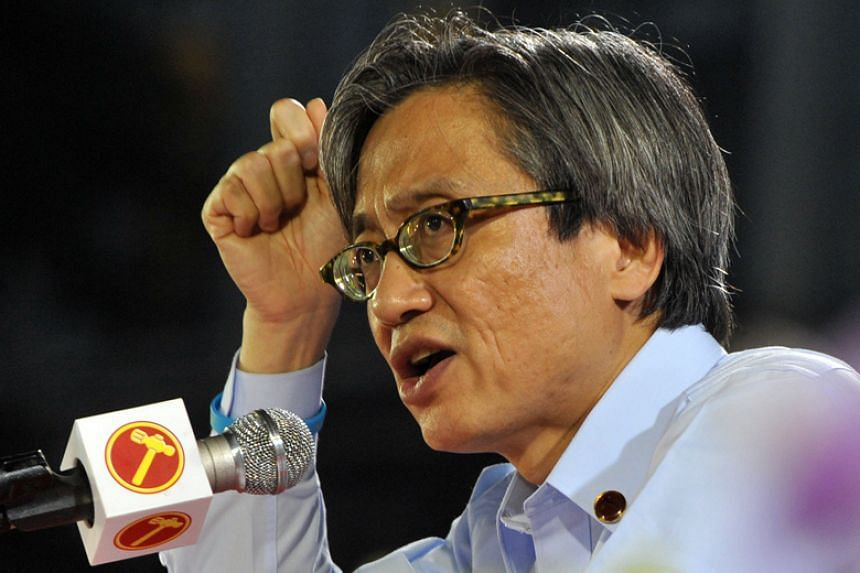 The Straits Times understands that during a meeting with his core group of supporters, Mr Chen Show Mao told them he does not intend to contest the Workers' Party's secretary-general position.